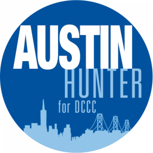 Austin Hunter for DCCC