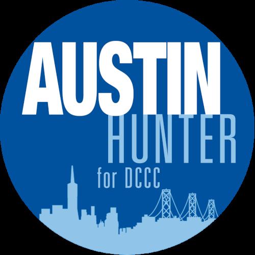 Austin Hunter for DCCC