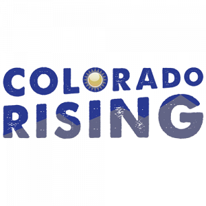 Colorado Rising Logo