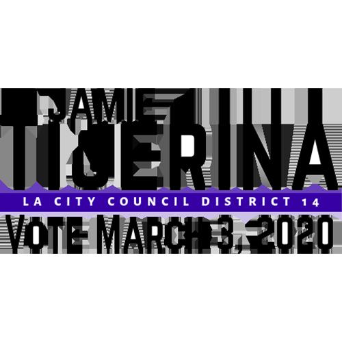 Jamie Tijerina for City Council
