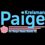 Paige Kreisman for Oregon House District 42