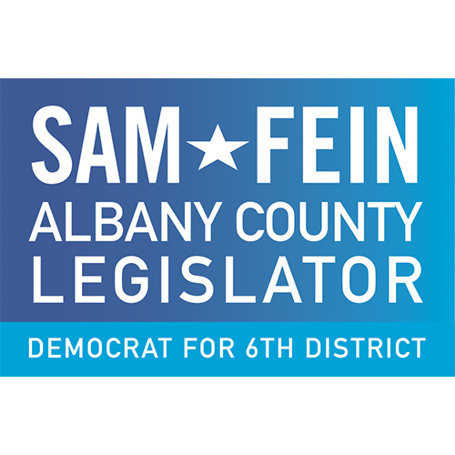 Sam Fein for Albany County Legislator